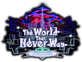 The World That Never Was Logo KH3D