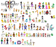 Kingdom hearts 3 support by tomyucho-d3gp3ia