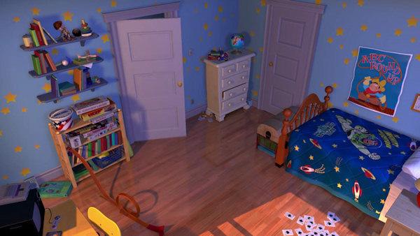 Kingdom Hearts   Hotel Blue Room