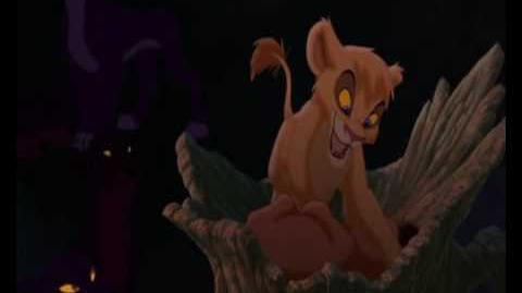 My lullaby - The Lion King II