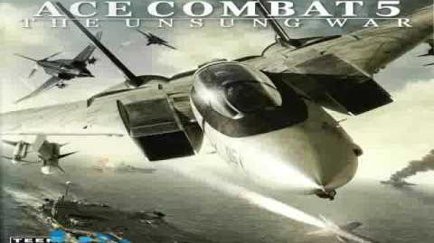 Ace Combat 5 - Winter Storm