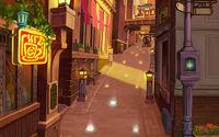 Virtual Twilight Town