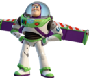 Buzz Lightyear (Dividing Lines)