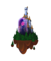 505px-Beast's Castle KHII.png