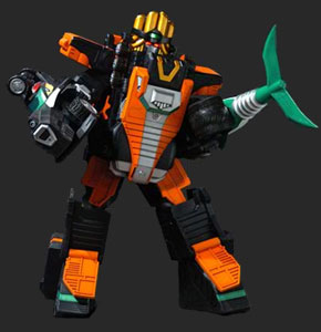 GunBir Oh ~ Valvemax Megazord