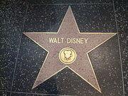 220px-Walt disney star