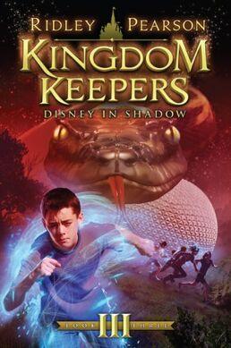 Kingdom Keepers III Disney In Shadow medium