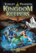 Kingdom Keepers Wiki book2
