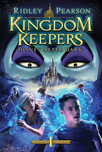 Kingdom Keepers Wiki book1