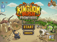 KRF Title Screen