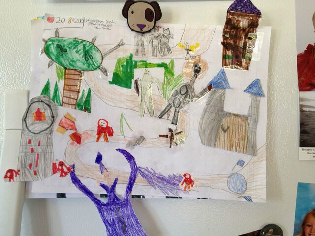 File:Fan art from a 5 year old and her 8 year old sister.jpg