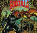 Godzilla on Monster Island (Children's Book)