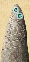 Center stone