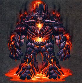 Hellfire Elemental