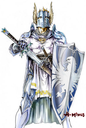 Knight of Kat Prime