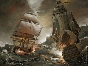 Battle of Darktides