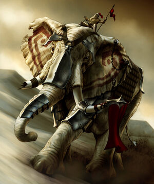 Hahaskan Elephant Rider