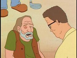 Hank's Got the Willies