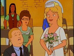 The Wedding of Bobby Hill