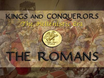 Roman Faction Preview Header