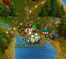 Karakol Port