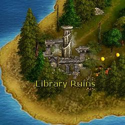 Library Ruins
