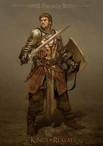 Portrait Swords