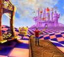 Castle of Chessboard Land