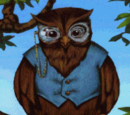 Cedric the Owl