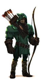 Portrait archer