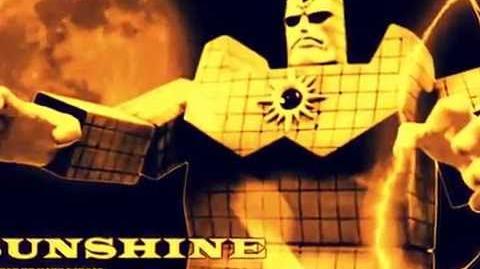 Kinnikuman - Sunshine's theme - Sand monster (With subtitles)