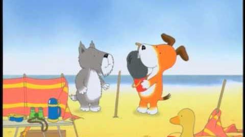 Kipper the dog - The Seaside