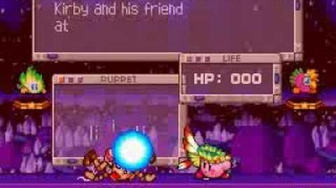Kirby Superstar Ultra - Computer Virus Battle