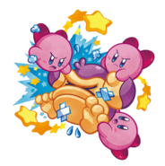 Kirby Mass Attack Artwork 7