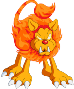 Fire Lion (KRBAY)
