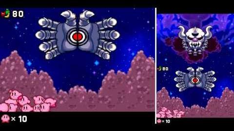 Kirby Mass Attack - Level 5 Necro Nebula