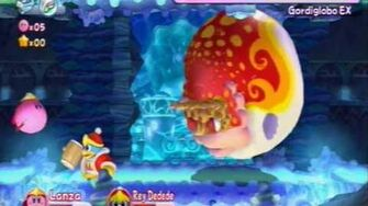 Kirby Return to Dreamland - Fatty Puffer EX