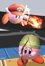 Kirby Habilidad de Copia - Ejemplos (SSBB).png