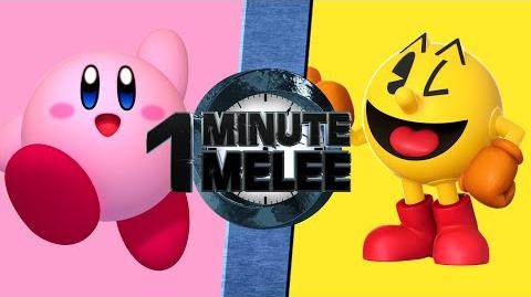 One Minute Melee S3 EP7 - Kirby Vs Pacman