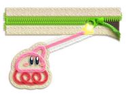 Kirby forma Tanque Artwork (KEY)