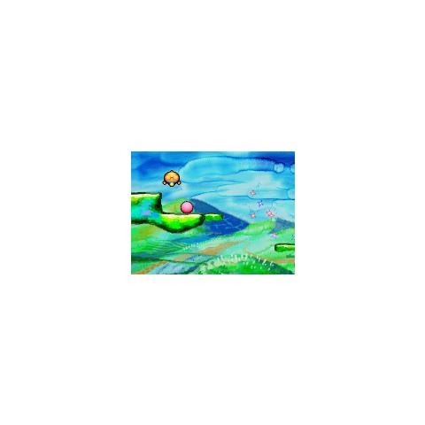 Captura del juego con Bloon.
