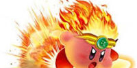 Kirby's Super Smash/Fire Ability