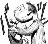 Parasite Couple manga