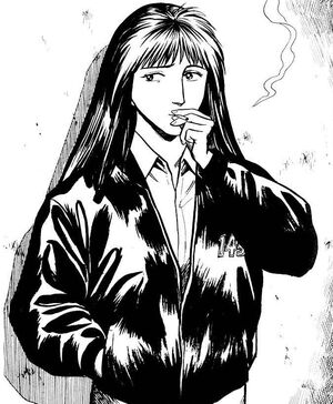 Kana Kimishima manga