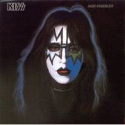 Ace frehley solo album cover