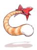 Tanuki tail collection