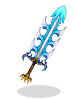 Back dragon blade collection
