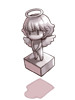 Wisp statue collection