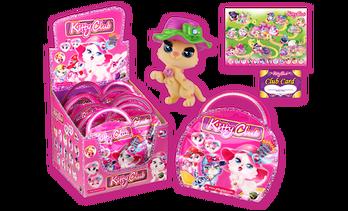 Kittyclub products M340062-0000 Kitty Club Foil Bag