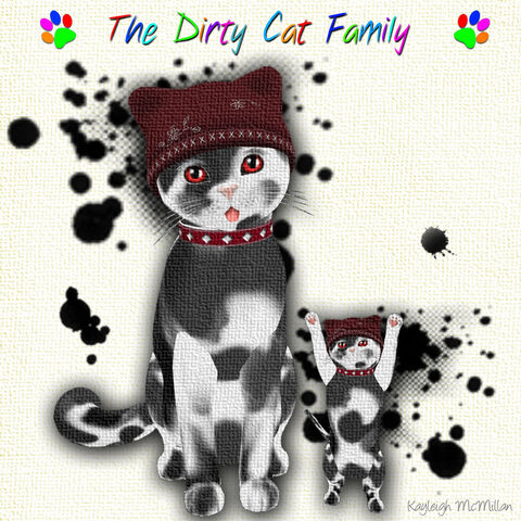 File:The Dirty Cat Family.jpg